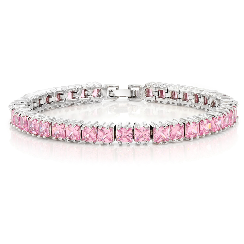gregg diamond white ruth pink zoom barmakian products bracelet and