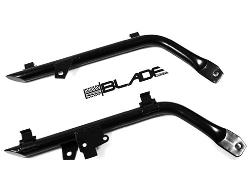 BLACK BLADE ULTRA LOW SEAT FRAME BARS FOR RUCKUS/ZOOMER LOWERED BRAC ...