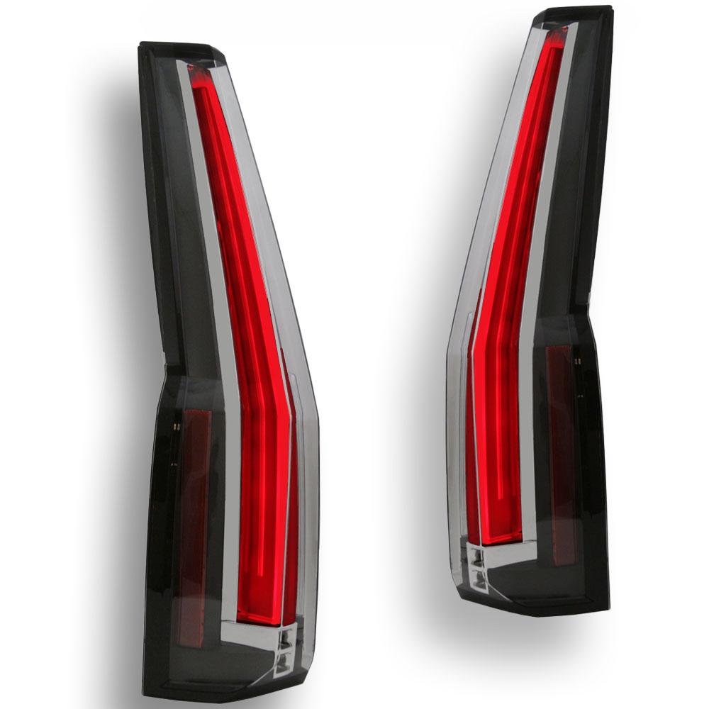 07-14 GMC Yukon Chevy Tahoe- Escalade Style LED Taillight