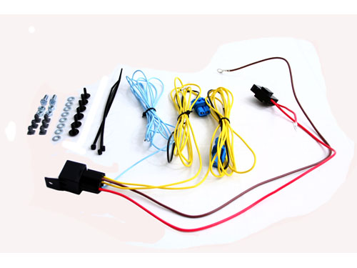 Vw Golf Jetta Mk5 Mk6 Fog Light Wiring Harness Kit