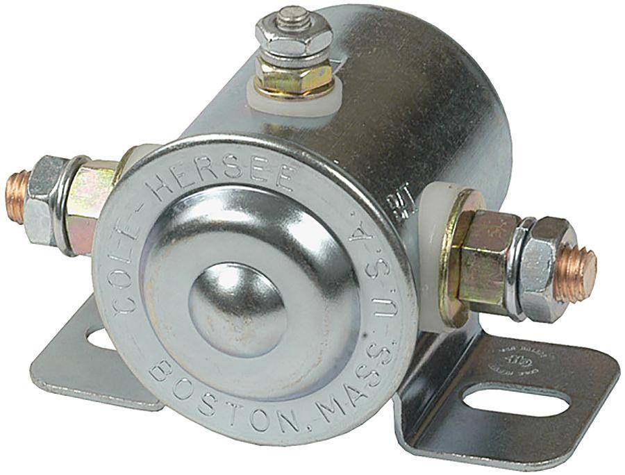 245-12173 Delco PG260H 12 Volt New Solenoid for Starter 10503939 RAD126