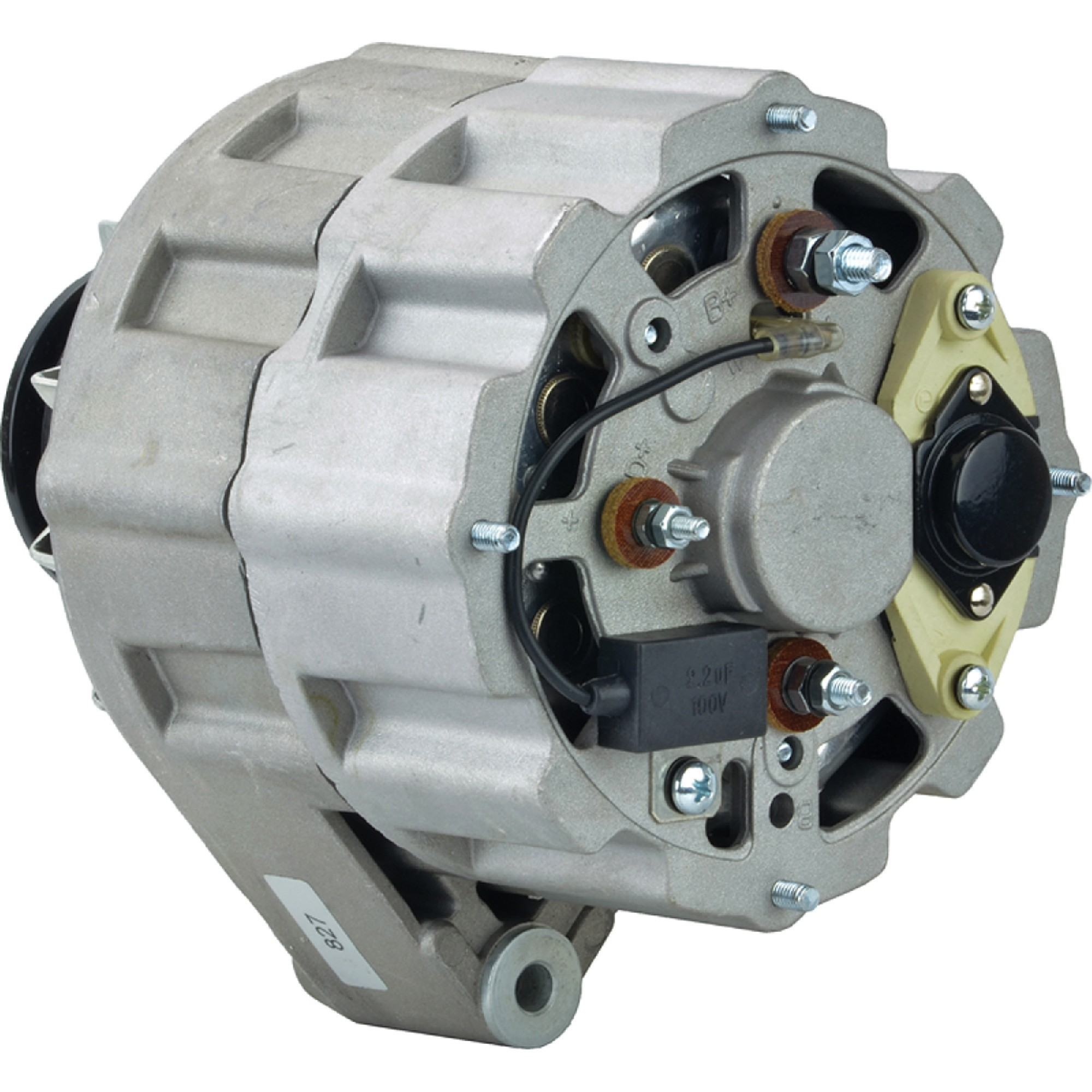 New Alternator For 22 0l 24v 12375 110117 1172649 2489731