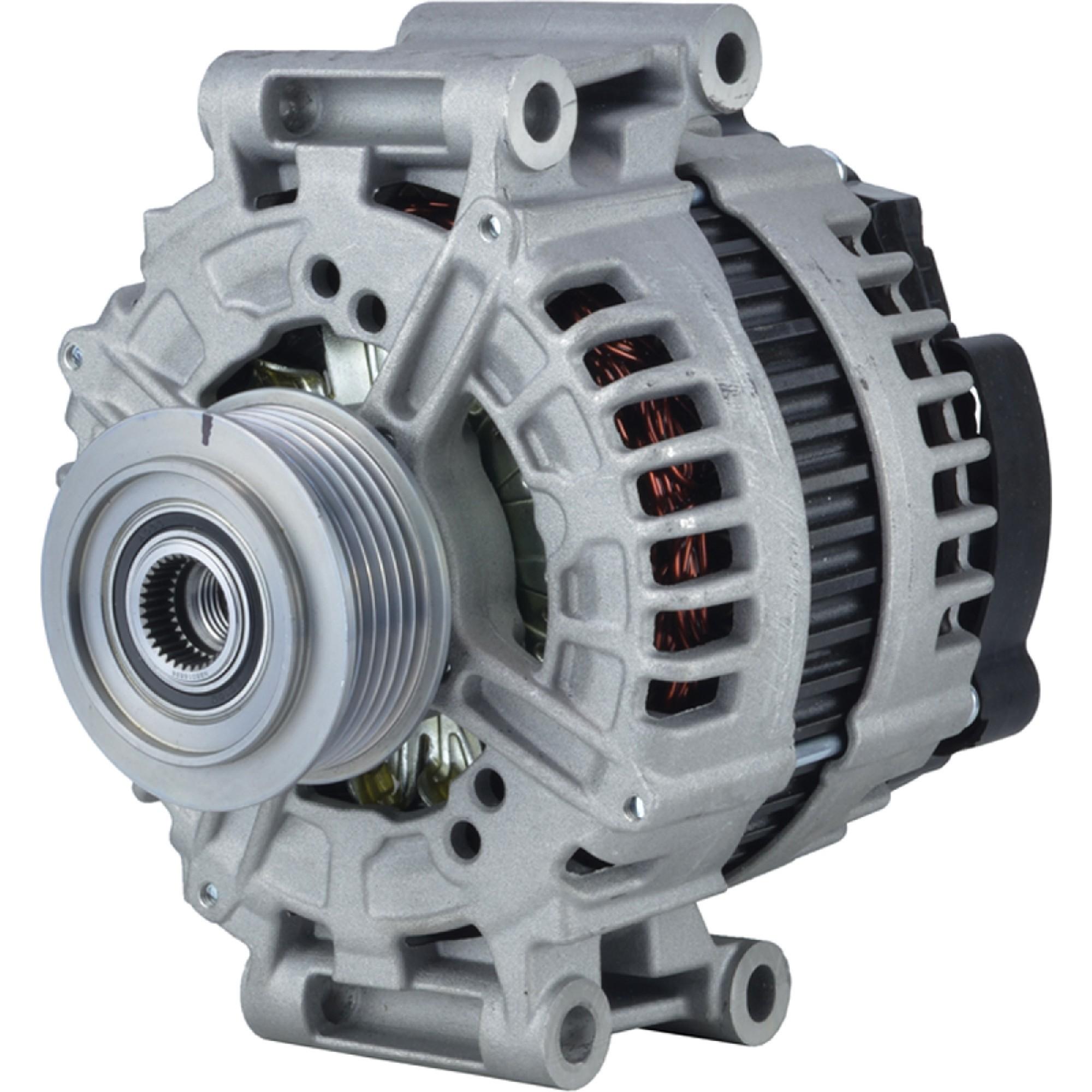 New Alternator for 3.0L V6 Audi A6 2010-2011