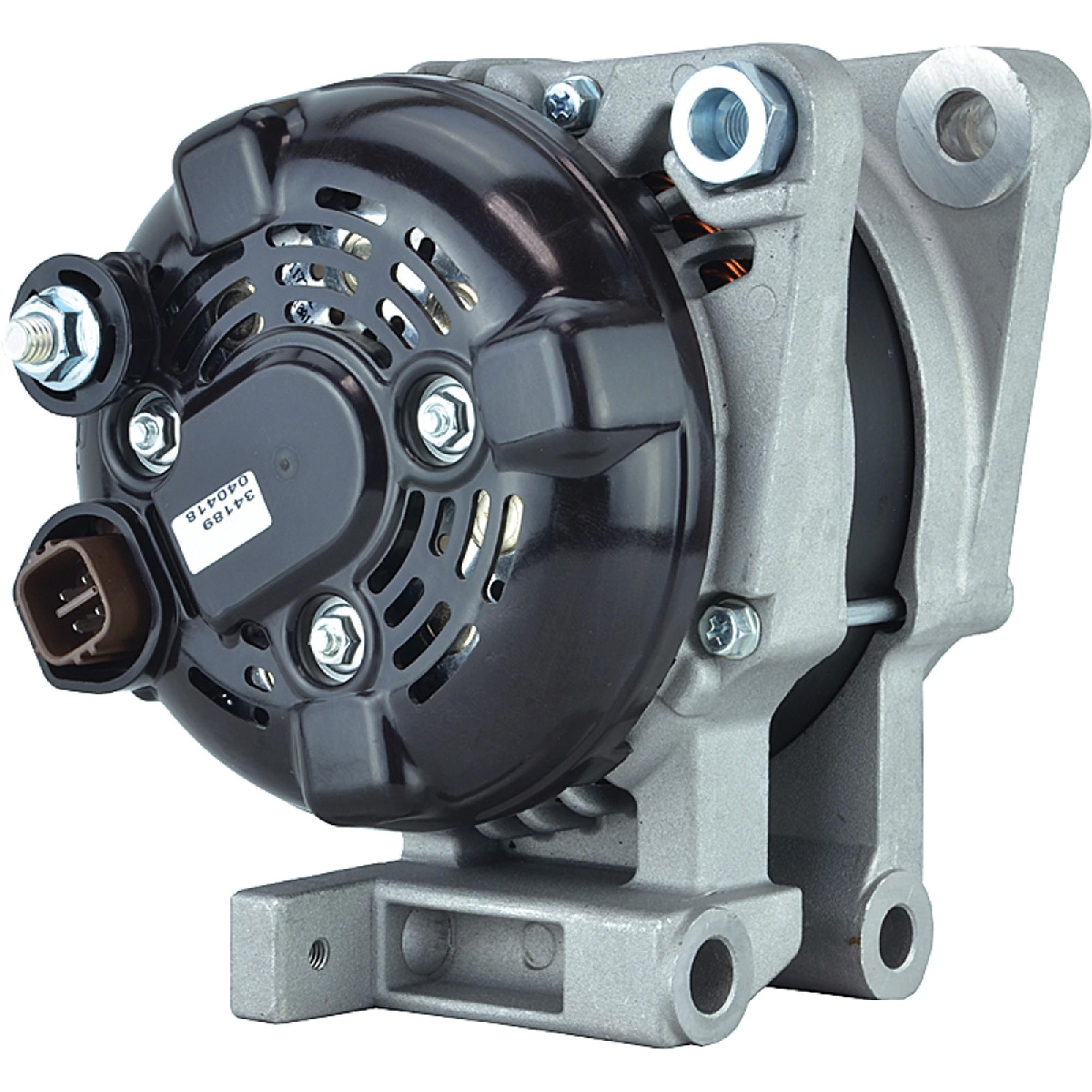 New Alternator For Suzuki KIZASHI 12V 130 Amp 2010-2013 104210-1070 11525