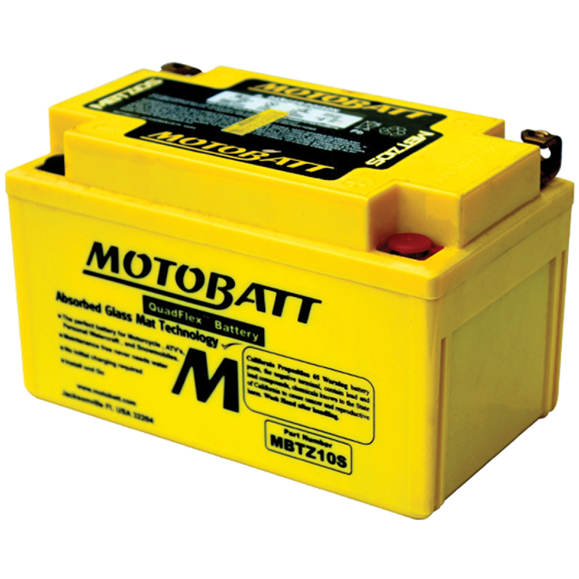 Motobatt Battery For Honda CBR929RR, RE 929cc 00-01