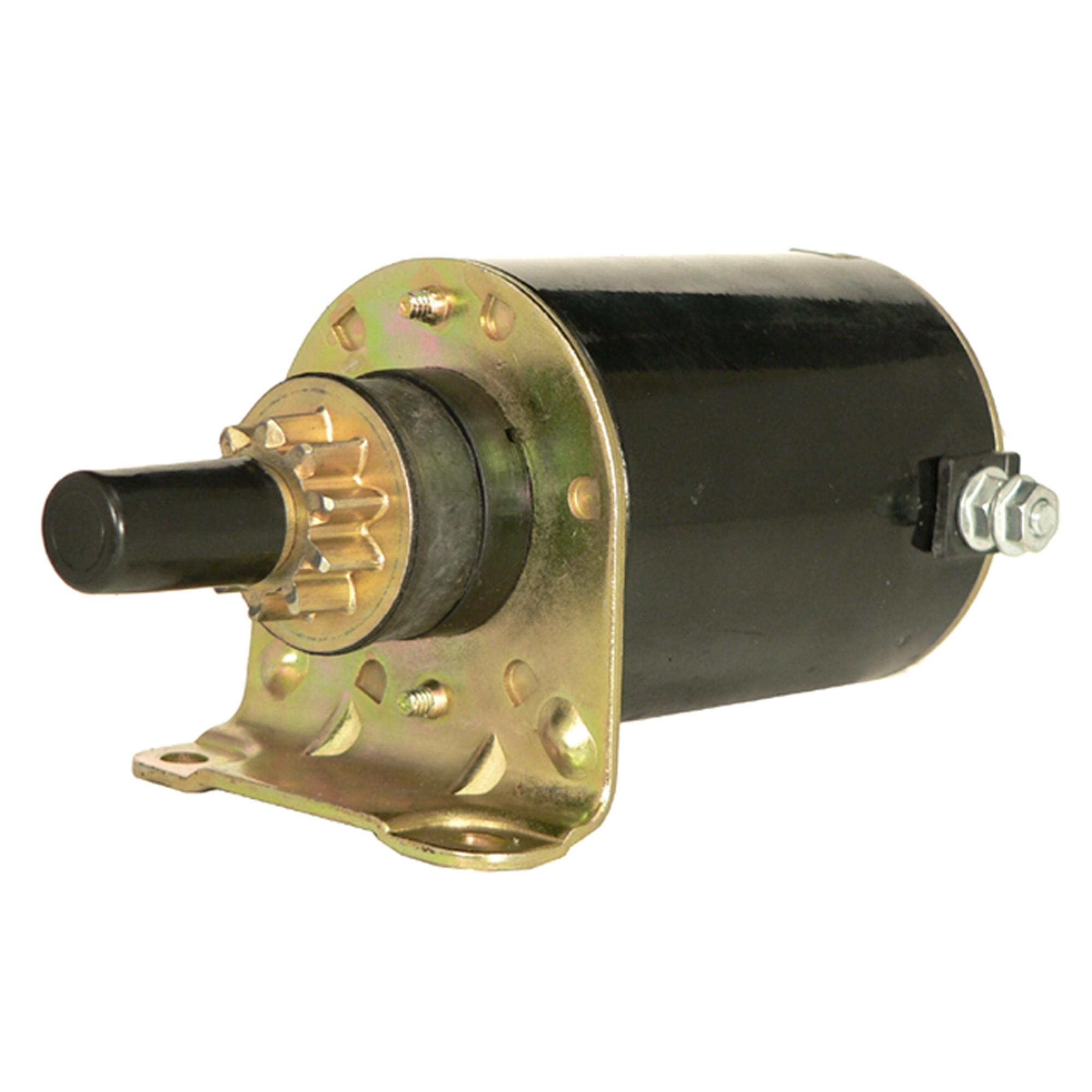 DB Electrical SAB0126 New Starter For Kawasaki John Deere Mia11564 Fh430V 21163-7007 X300 X300R X304 With Kawasaki 17Hp 410-21063 103866 21163-7031,Fh381V Miu11006 Fh480V Engine Power Equipment