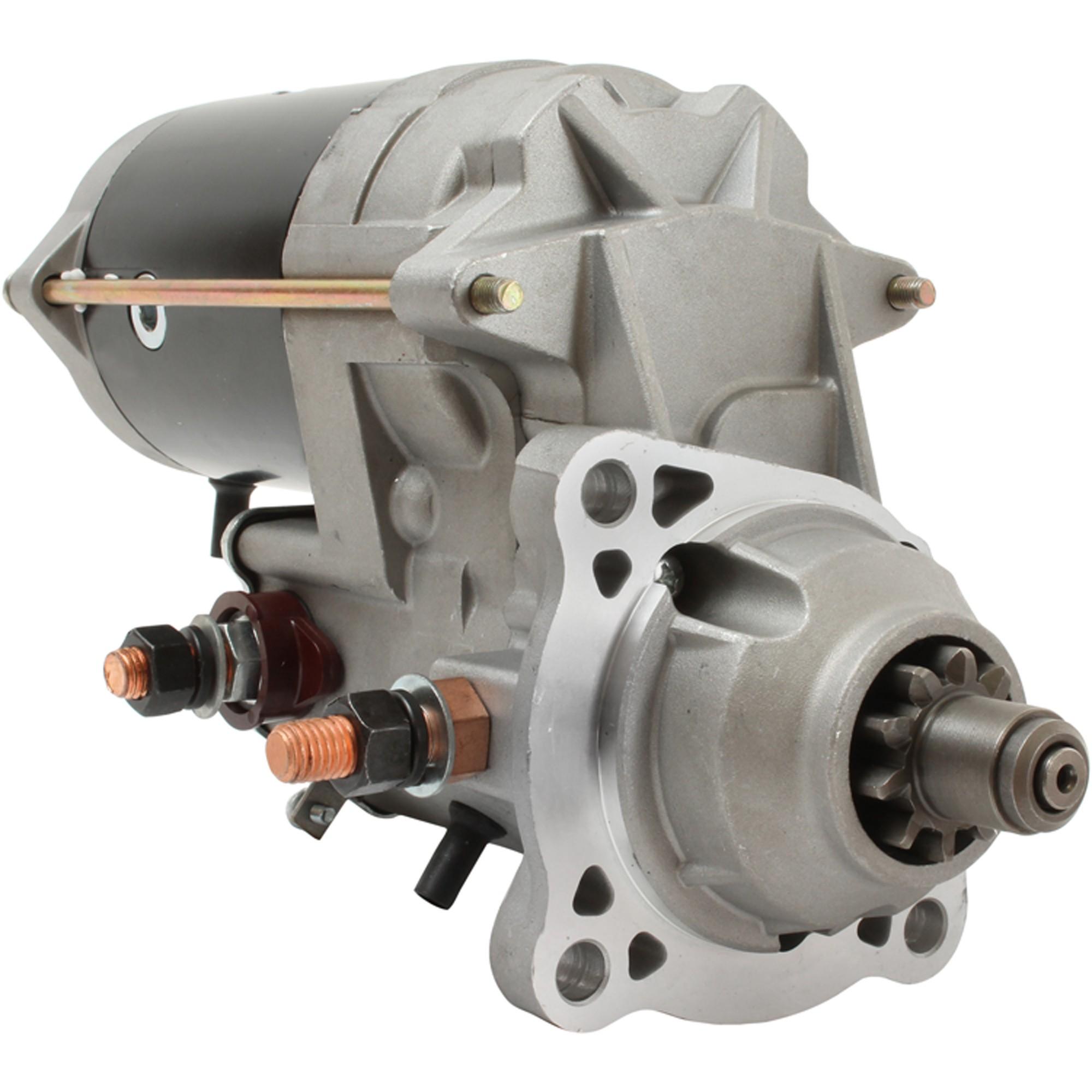 Starter Fits Thomas Built MVP-EF Type D Saf-T-Liner-EF ER HDX Cat 3126 TL960