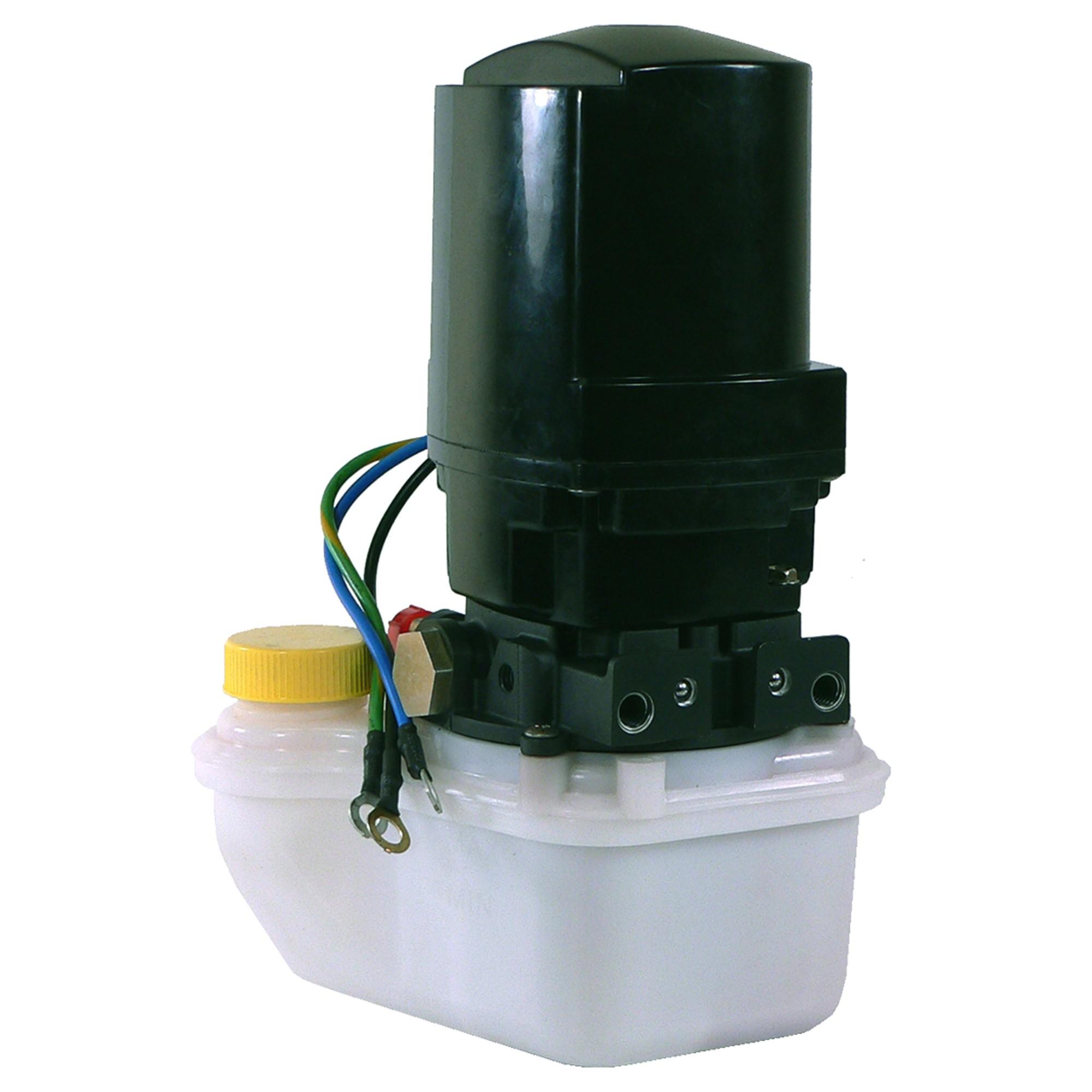 NEW TILT TRIM MOTOR for MERCRUISER w// Reservoir and Pump PT500N PT500N-2 18-6274