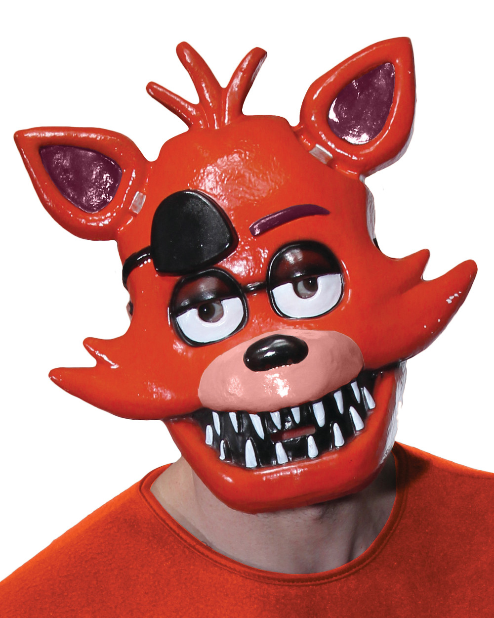 Adult\'s Five Nights At Freddy\'s Foxy 1/2 Mask