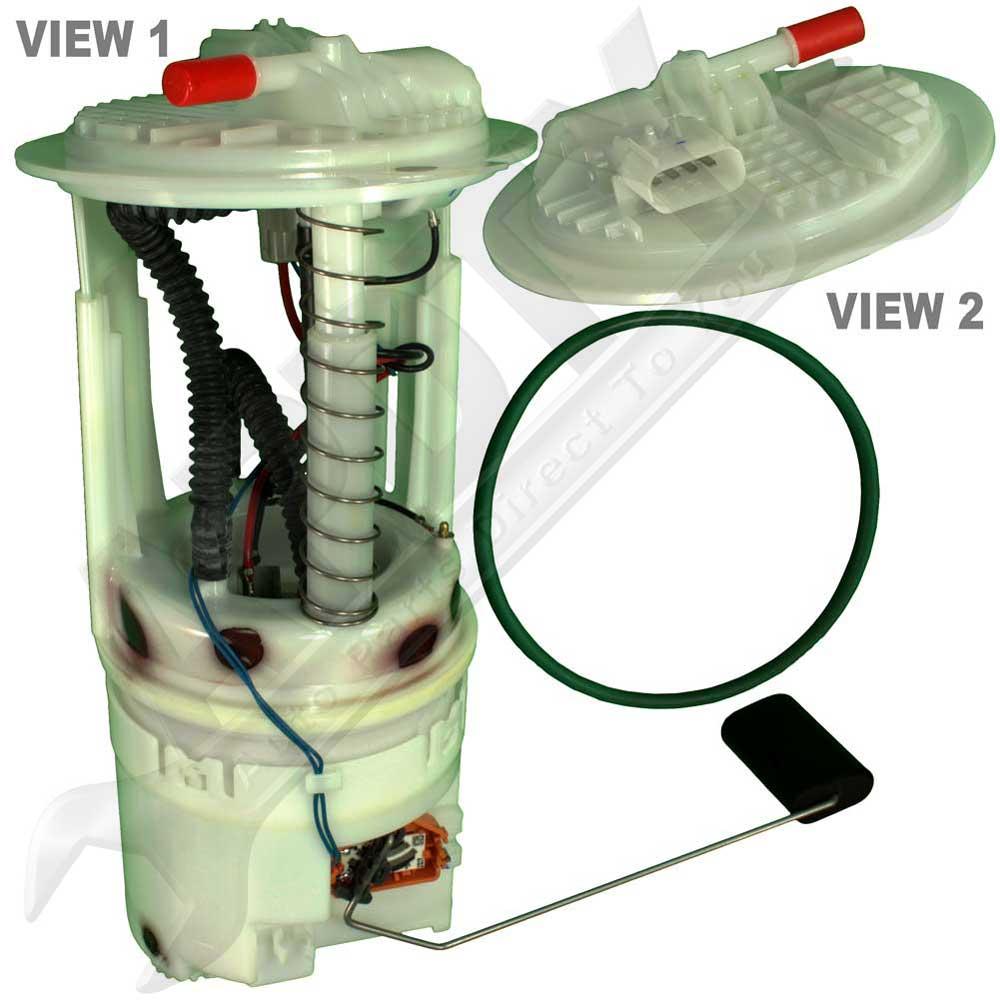 2005 2009 jeep grand cherokee commander fuel pump module. Black Bedroom Furniture Sets. Home Design Ideas