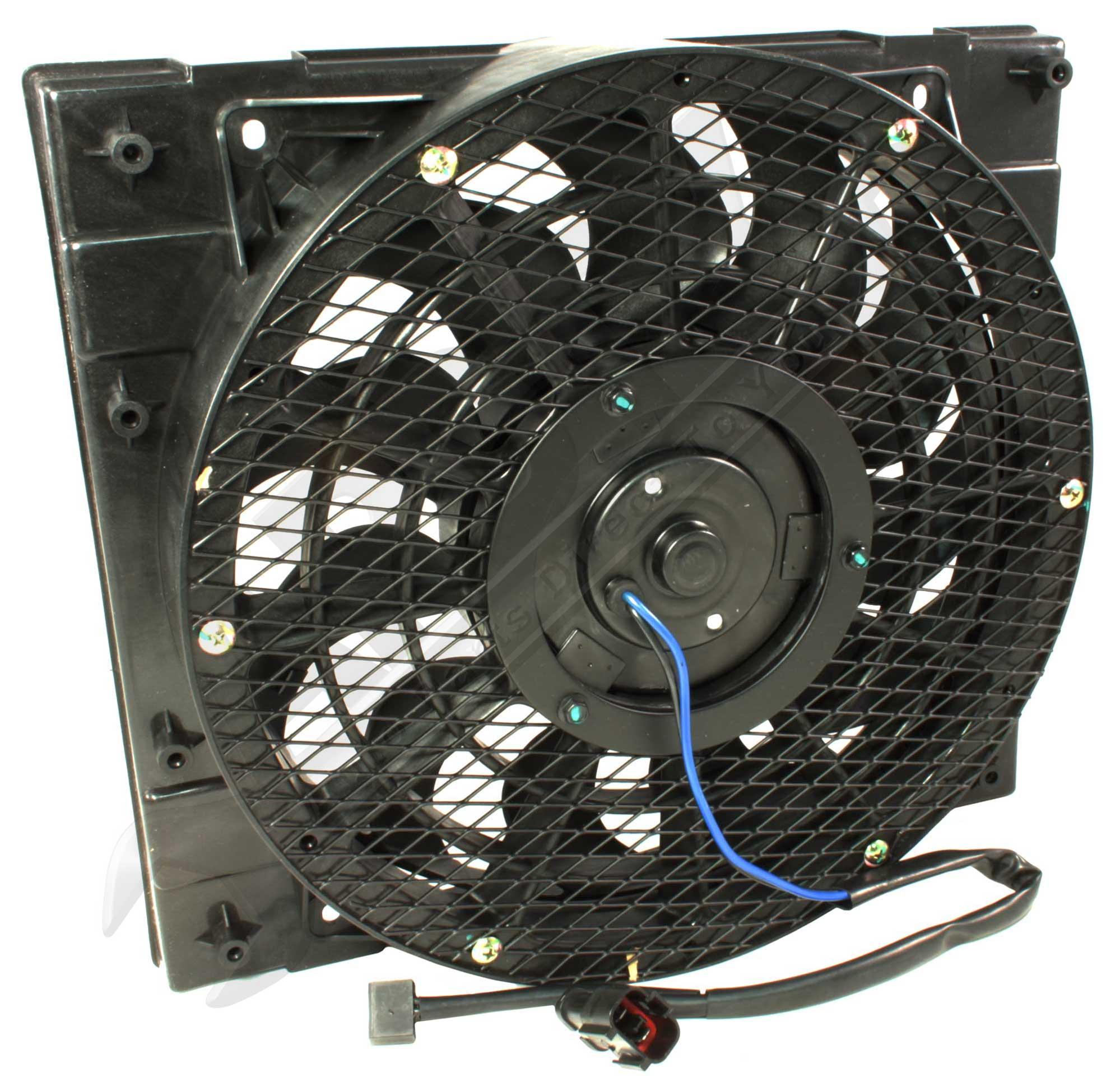 1994 2010 isuzu npr npr hd nqr ac condenser cooling fan. Black Bedroom Furniture Sets. Home Design Ideas