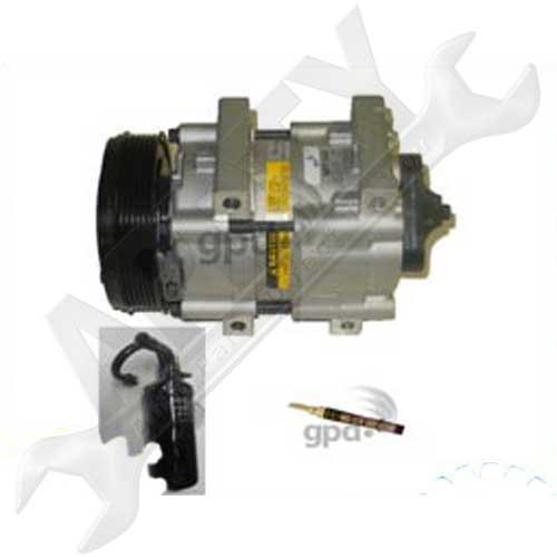 Ford Explorer/Ranger AC Kit New Compressor/Dryer/Orifice Tube Included