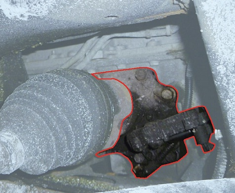 how to fix a front intermediate shaft bearing assembly front axle
