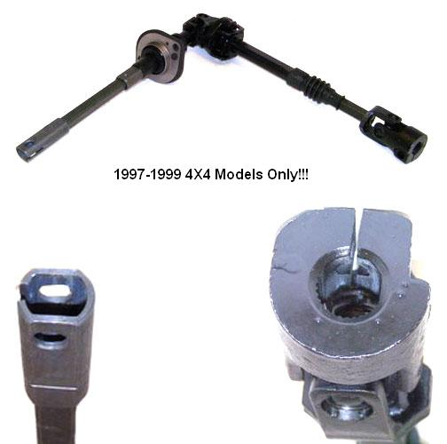 how to replace an intermediate steering shaft on a dodge dakota or 2000 Dodge Neon Steering Column Diagram how to replace an intermediate steering shaft on a dodge dakota or durango 2wd \u0026 4wd \u2013 auto repair instructions