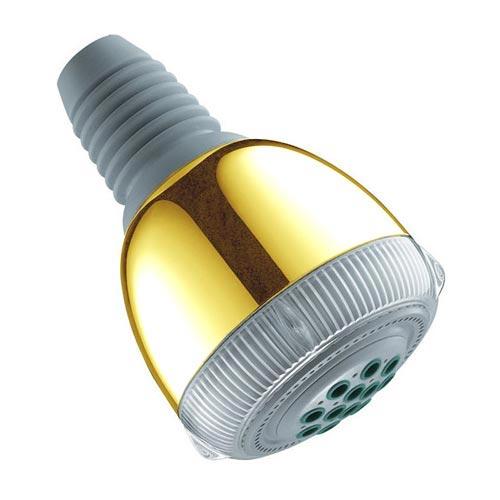 hansgrohe 28447 pb polished brass selecta showerhead ebay. Black Bedroom Furniture Sets. Home Design Ideas