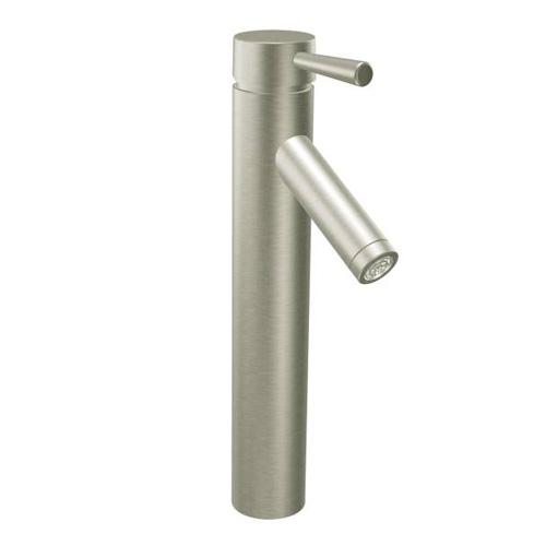 Moen 6111bn Level Vessel Bathroom Sink Faucet Brushed