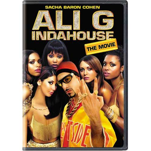 Ali G Indahouse - The Movie (Widescreen Edition) (2002) DVD - Comedy Movies and DVDs