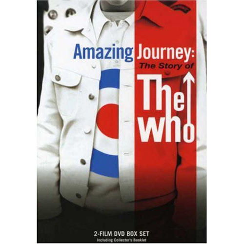 Amazing Journey: The Story of The Who (2007) DVD Roger Daltrey - Documentary Movies and DVDs