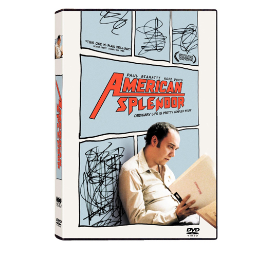 American Splendor (2003) DVD - Drama Movies and DVDs
