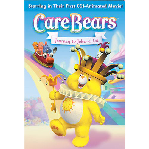 Care Bears - Journey to Joke-a-Lot (2004) DVD - Animation Movies and DVDs