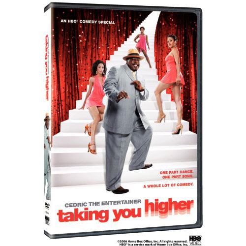 Cedric the Entertainer - Taking You Higher (2006) DVD - Comedy Movies and DVDs