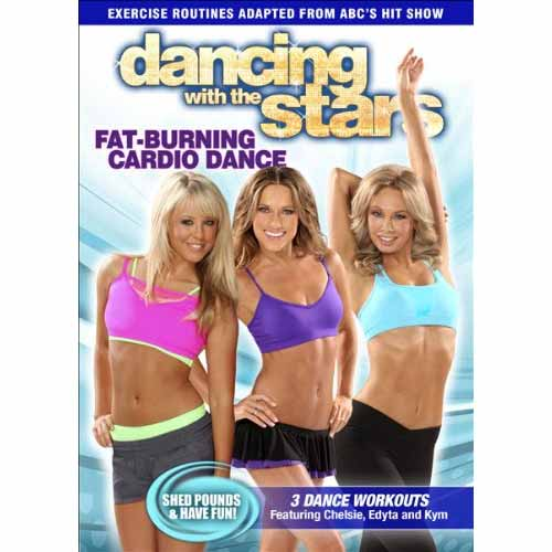 Dancing With the Stars: Fat Burning Cardio Dance DVD (2010) - Exercise and Fitness Movies and DVDs