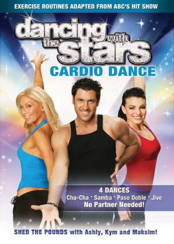 Dancing with the Stars Cardio Dance DVD (2006) - Exercise and Fitness Movies and DVDs