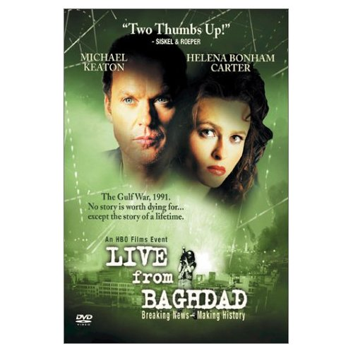 Live from Baghdad 2002 DVD