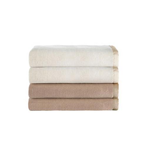 Sunbeam Egyptian Cotton Blend Heated Electric Blanket