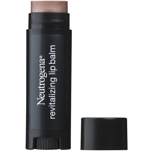 gifts and gadgets store - Neutrogena Revitalizing Lip Balm Soft Caramel 50 Sheer Tint SPF 20 - Lip Balm - Personal Care