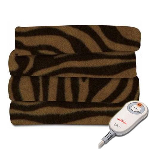 Sunbeam-Electric-Heated-Fleece-Warming-Throw-Blanket-Assorted-Colors