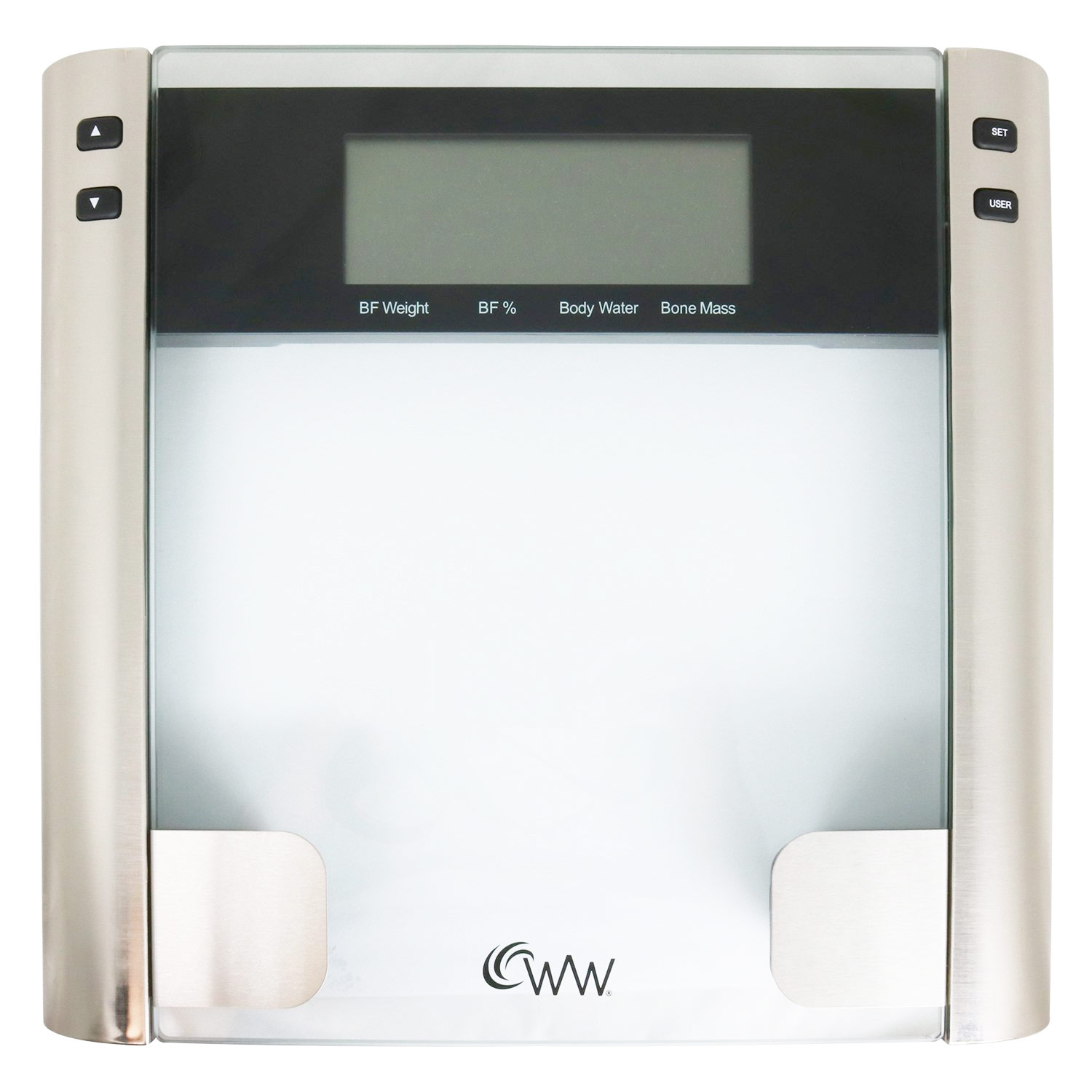 Health o meter hdm165dq 53 digital medical scale ebay - Weight Watchers 15818 Glass Body Analysis Scale