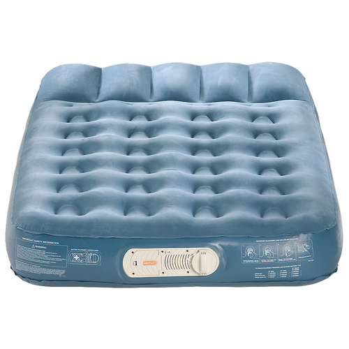 Aerobed 35311 Home Amp Camp Twin Air Bed Mattress Built In