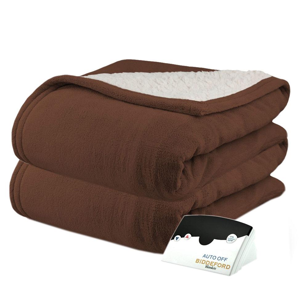 Biddeford-MicroPlush-Sherpa-Electric-Heated-Warming-Blanket-Twin-Full-Queen-King