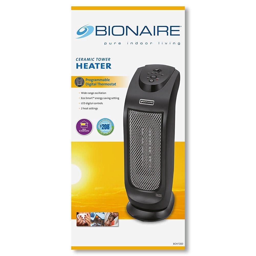 Bionaire Bch7302 Num 1500w Oscillating Ceramic Tower