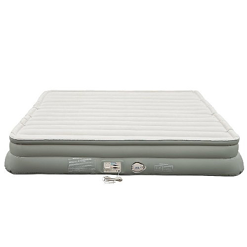 """gifts and gadgets store - Aerobed 2000012050 King Elevated 14"""" Double High Airbed Inflatable Mattress - AeroBed Inflatable Beds - Home and Garden"""