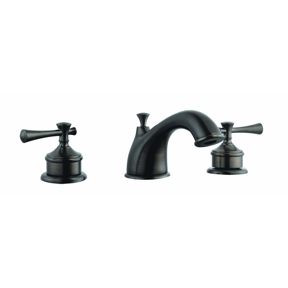 Design House 524603 Wide Spread Lavatory Faucet Brushed Bronze ...