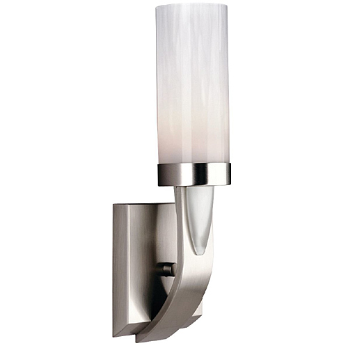 philips bathroom lighting philips forecast f542636u uptown 1 light bath in satin 13961