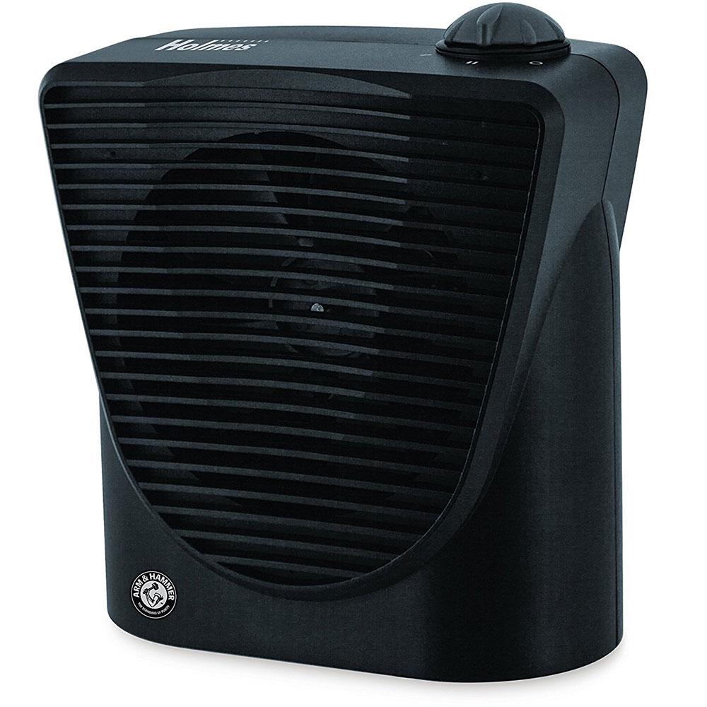Holmes AOR118B-U Arm & Hammer Odor Grabber and Air Cleaner Black AOR118B-U