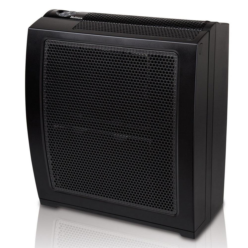Holmes HAP9726B-NU True HEPA Allergen Remover Air Purifier Black HAP9726B-NU