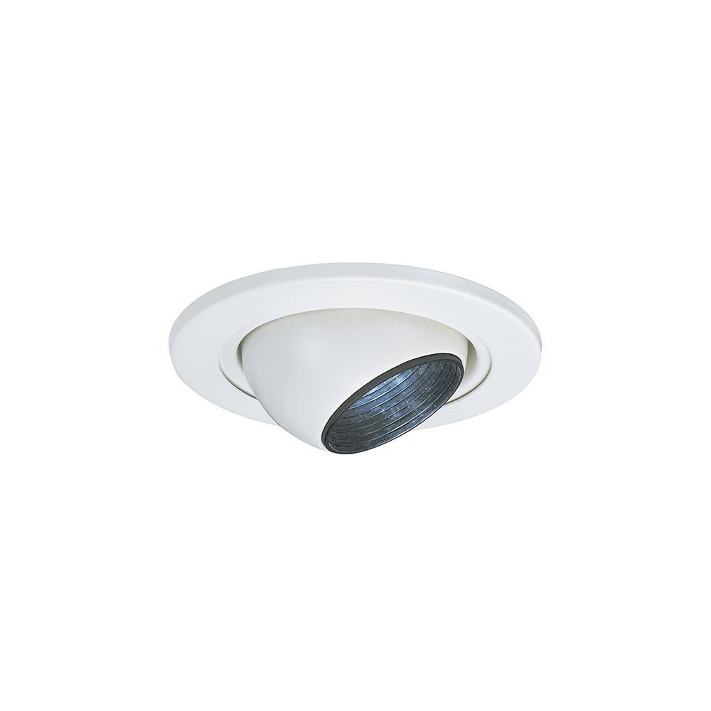 Sea Gull Lighting 1236at 15 4 Inch Eyeball Recessed Light