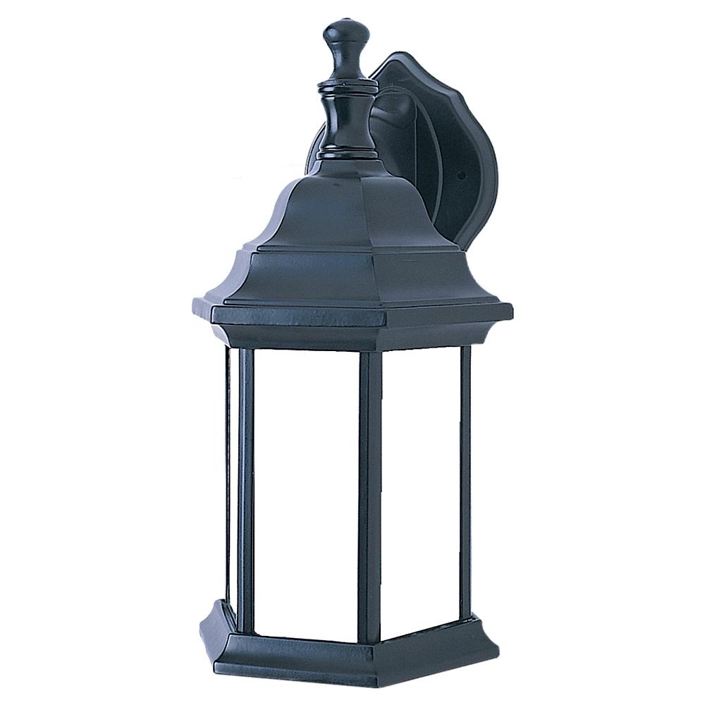Fluorescent Outdoor Lighting: Sea Gull Lighting 321032 1-Light Fluorescent Outdoor Wall