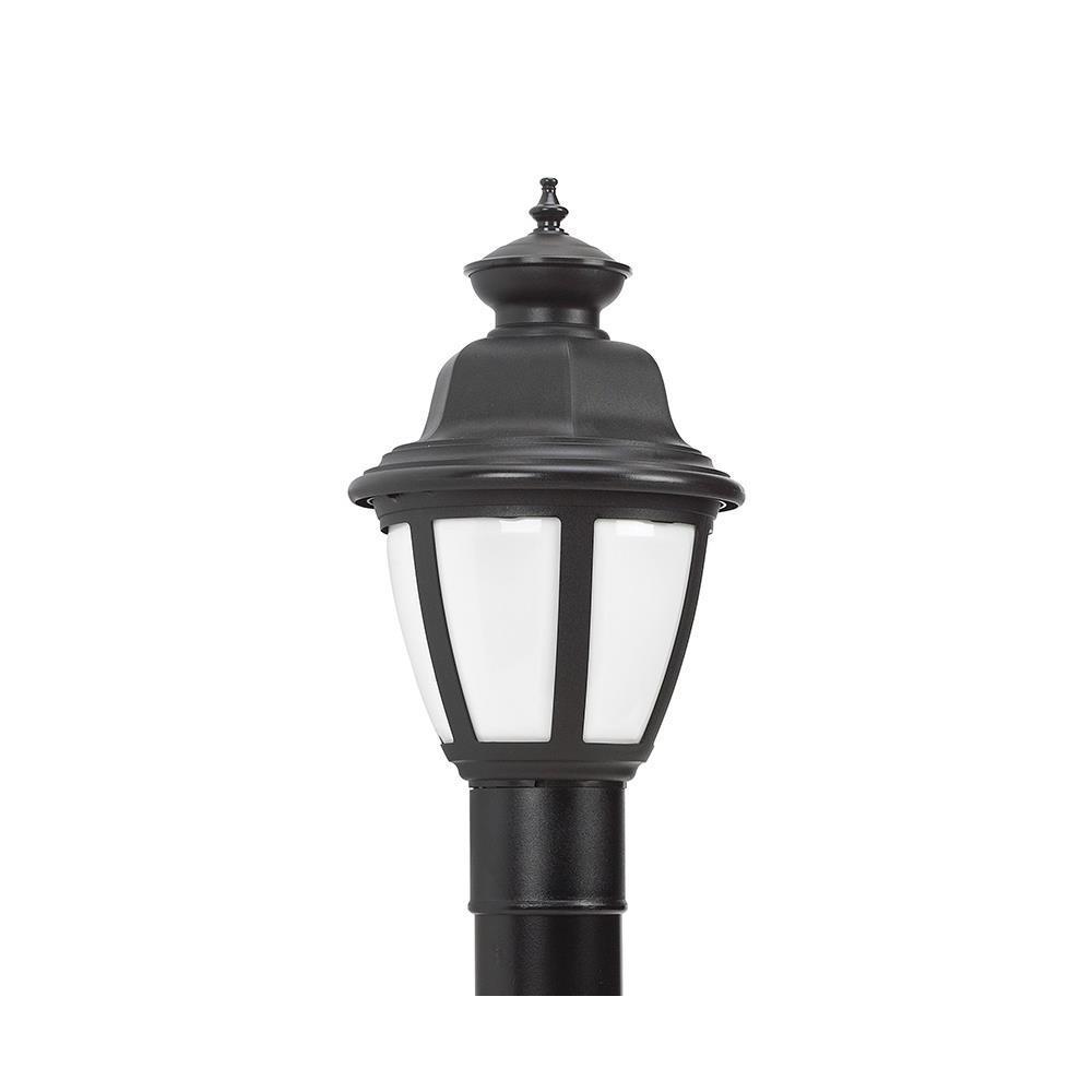 Sea Gull Lighting 82390BL-12 1-Light Belmar Outdoor Post