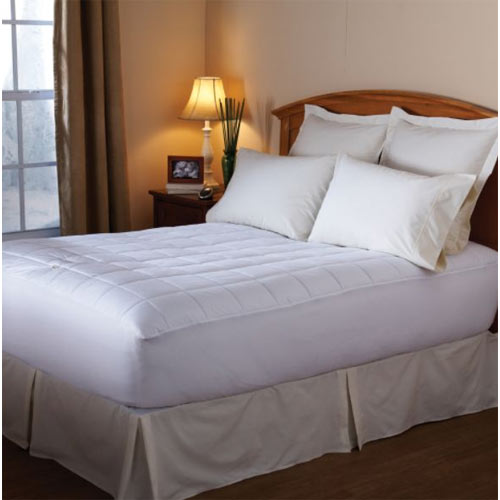 New! Beautyrest Queen Size Electric Mattress Pad Heated ...