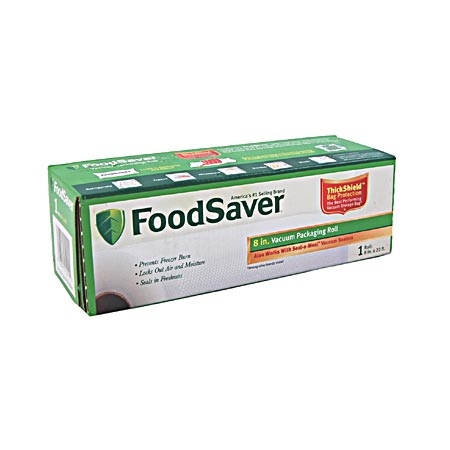Tilia Foodsaver Continuous Roll Bag 8 Inch X 22 Ft New
