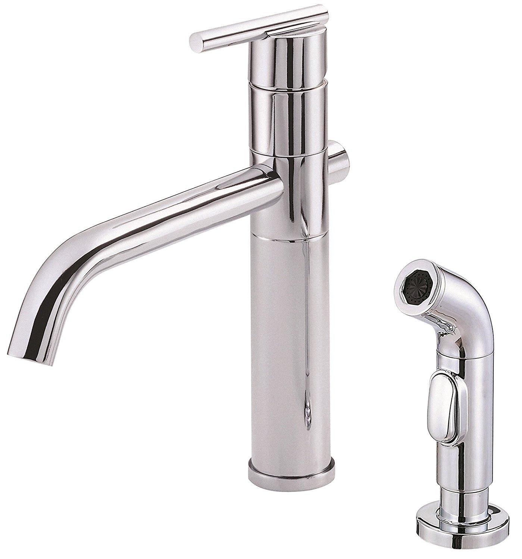 Danze D400058 Parma Single Handle Kitchen Faucet, Chrome | eBay