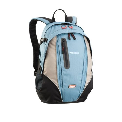 Coleman 2000001720 30-liter-capacity Backpack with Internal Laptop Sleeve - Camping and Hiking Outdoor Sports
