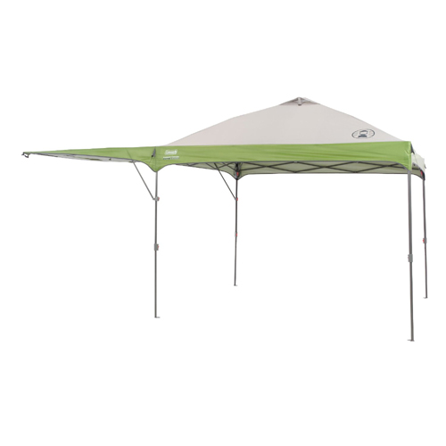 Coleman 2000010949 Instant Tent 10' x 10' Canopy with Swing-Wall - Camping and Hiking Outdoor Sports