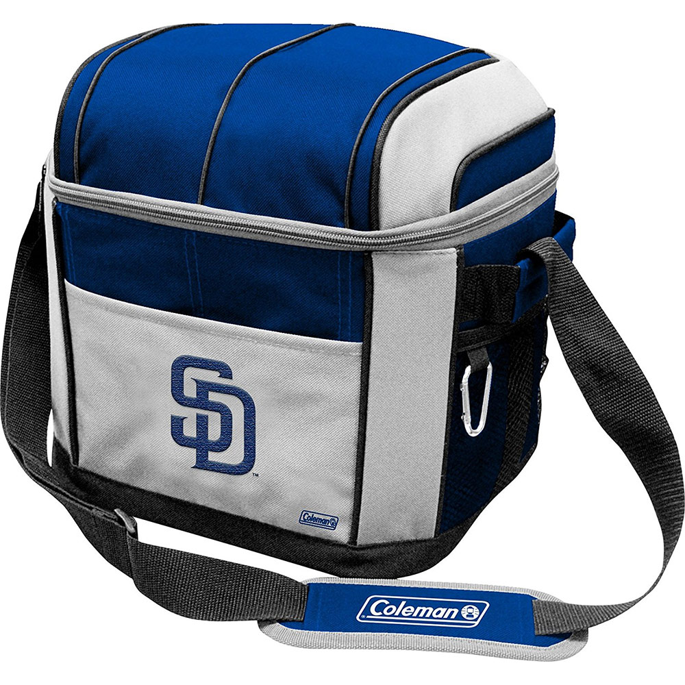 Coleman 24 Can Soft Sided Cooler - San Diego Padres 02320019111