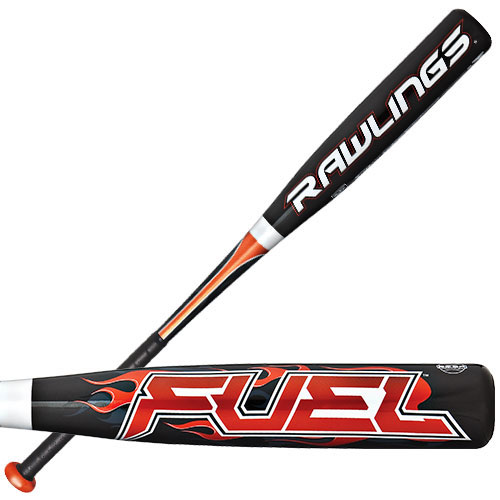 Rawlings BBFL6 Fuel 7046 Alloy Adult Baseball Bat (-3) Size 31/28 - Baseball and Softball Outdoor Sports